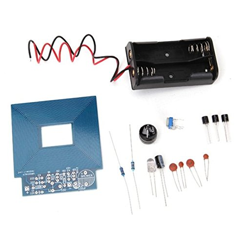 Doradus DIY Metalldetektor Kit Schatzsuche Instrument Sicherheit Apparat Stick