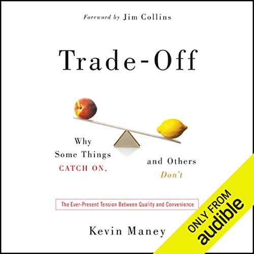 Trade-Off audiobook cover art