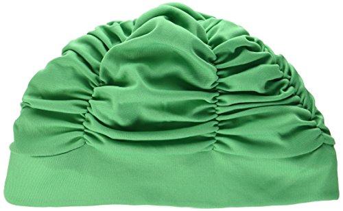 Beco Bonnet de Bain en Tissu pour Femme, Vert, Taille Unique