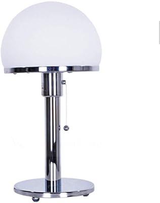 Tecnolumen Wagenfeld - Lámpara de mesa: Amazon.es: Hogar