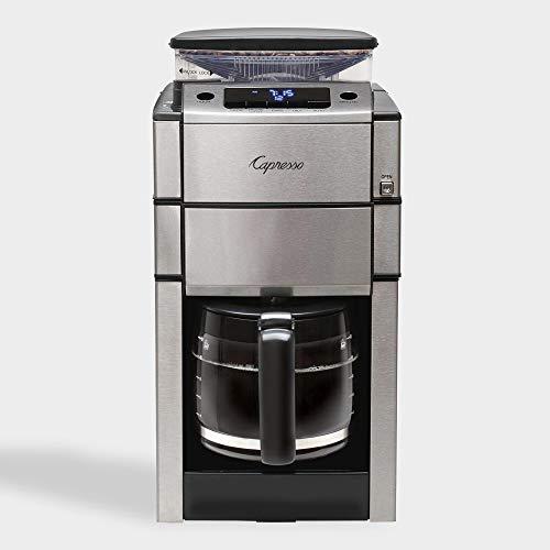Capresso CoffeeTEAM PRO Plus Glass Coffee Maker