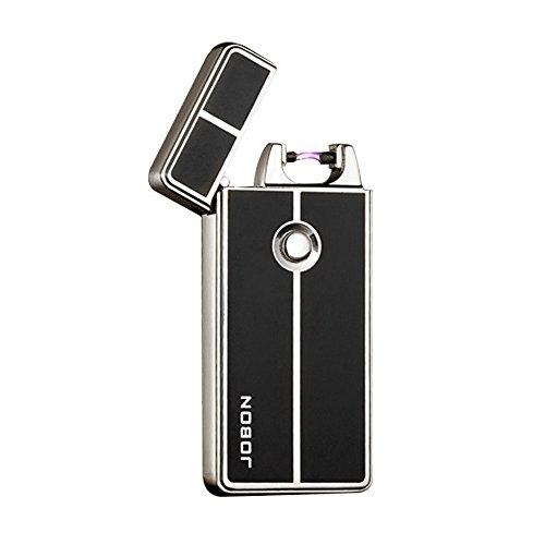 JOBON USB elektronisches Feuerzeug Jobon aufladbar lichtbogen Arc elektro zigarette lighter Winddicht