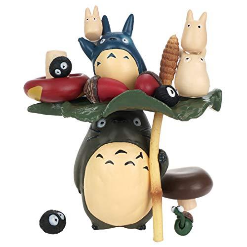 CoolChange Süßes Totoro Figur Set aus PVC, 16 teilig