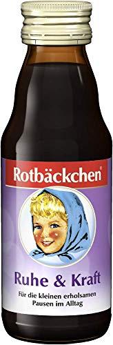 Rotbäckchen Ruhe & Kraft Mini, 24er Pack (24 x 125 ml)