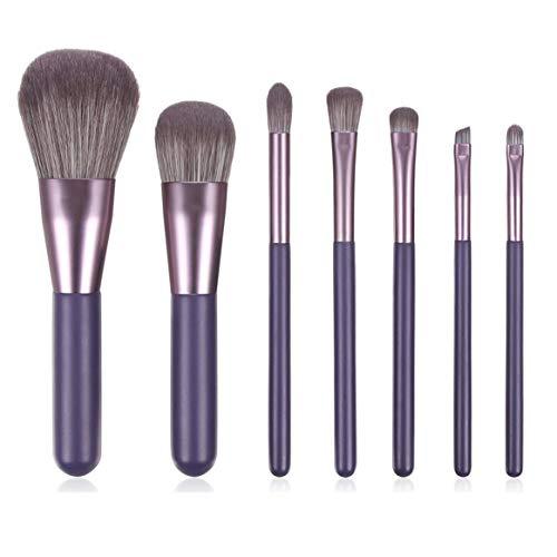 Kongqiabona-UK Ensemble de pinceaux de Maquillage pour Tube Diagonal 7 Nouveaux Produits Ensemble d'outils de beauté pour Pinceau de Maquillage