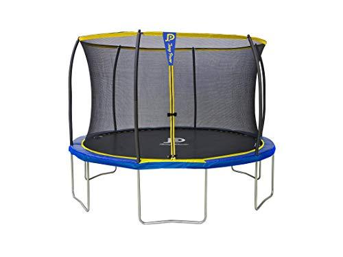 STARFLEX Trampoline Jump Power avec Filet de sécurité - diamètre 370 cm