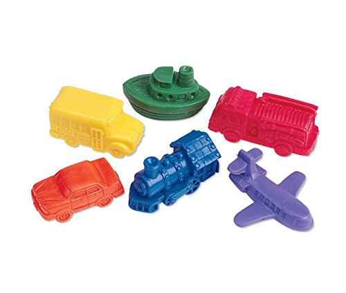 72-Pc Learning Resources Mini Motors Counting and Sorting Activity Set $11.29 - Amazon