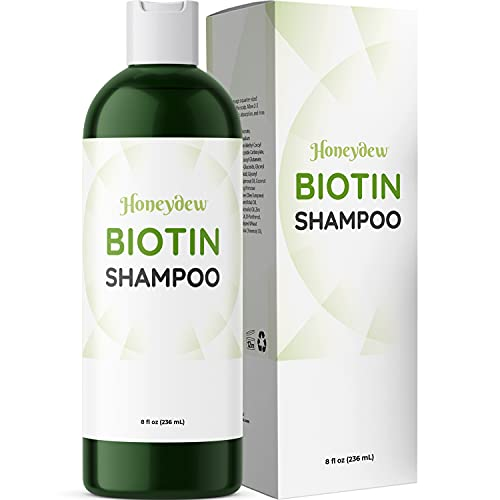Honeydew Biotin Shampoo for Men and…