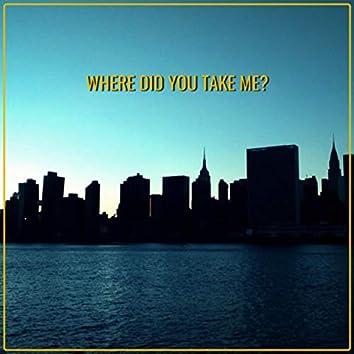 Where Did You Take Me?