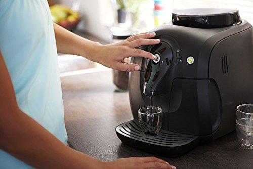 Philips Serie 2000 HD8652/51 – Cafetera Súper Automática, 2 Bebidas