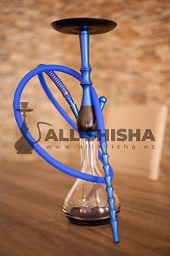 Cachimba Al-Mani Ringo Blue/Black