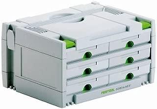 Festool 491984 Sortainer 6 drawers