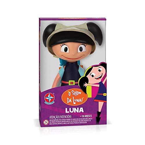 Boneca Luna Aventureira, O Show da Luna, Estrela