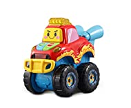 VTech Toot-Toot Drivers Smart Monster Truck, Baby Interactive Toy for Toddlers with 2 Modes of Play,...