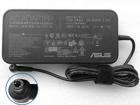 Bundle:3 items -Adapter/Power Cord/ USB Drive*** NEW ASUS SLIM 120W [ PA-1121-28...