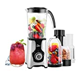 Uten Standmixer Mixer Smoothie Maker Multifunktion Standmixer Entsafte Fleisch Ice Crusher...