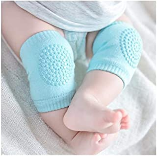 Toddler Soft Thicken Terry Non-Slip Dispensing Safety Crawling Baby Leg Warmers Well Knee Pads