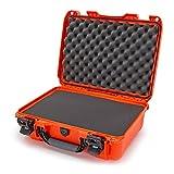 Nanuk 925 Waterproof Hard Case with Foam Insert - Orange