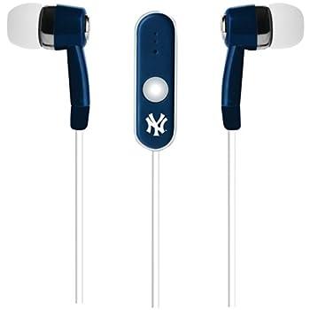 yankees earbuds