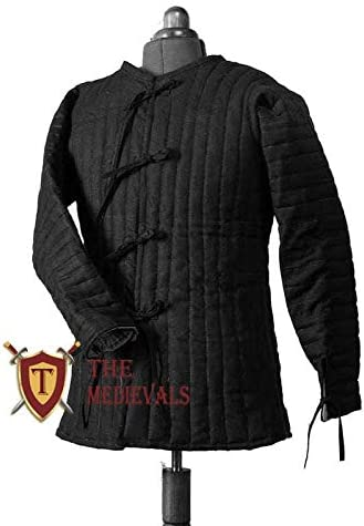 THE MEDIEVALS Medieval Thick Padded Max 64% Special price for a limited time OFF Gam Length Half Full Sleeves