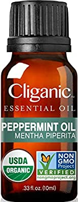 CERTIFIED ORGANIC PEPPERMINT OIL by USDA - the strict oversight of USDA ensures the integrity of our Peppermint Essential Oil. In other words, it's really 100% ORGANIC. 100% PURE, ONLY ONE INGREDIENT - Our Premium Peppermint Oil Organic is 100% Pure ...