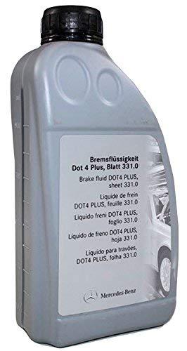 Mercedes-Benz Líquido de Frenos Original DOT4 Plus Hoja 331.0 A0009890807