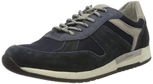 Sioux Herren Rojaro-708 Sneaker, Blau (Temp./Allum-Mix 008), 41 EU