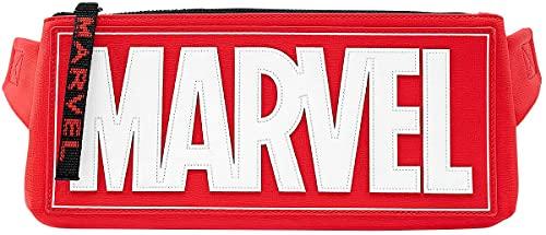 Marvel Loungefly Logo Unisex Riñonera...