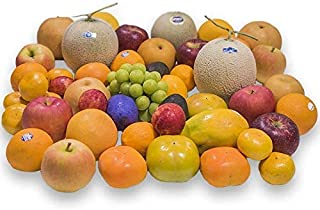 フルーツなかやま おまかせ7000円セット【旬な果物4点から8点】(さくらんぼ入り)