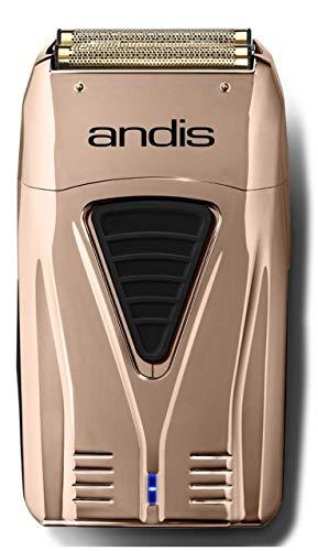 Andis Profoil Lithium Plus Foil Shaver 17220, Copper, 1 Count, copper