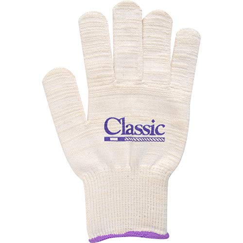 Classic Cotton Roping Gloves, Large