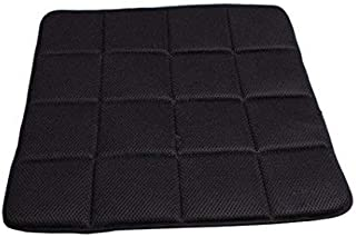 DKX Bamboo Charcoal Breathable Car Seat Cushion Cover Office Chair Sofa Mat Automobiles Interior Accessories Supplies Stuf...