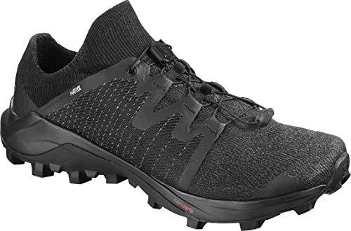 Salomon Shoes Cross/Pro, Chaussures de Running Compétition Homme, Noir, 46 2/3 EU