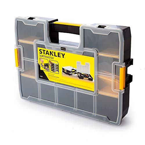 Stanley 1-94-745 Sort Master Seal Tight Professional Organiser