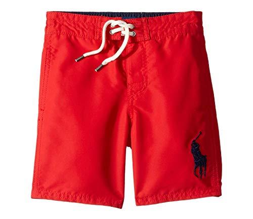 Polo Ralph Lauren Boys Big Pony Swim Trunks 2 2T
