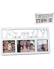 Portafotos Family (Medidas:40x2x21cm )
