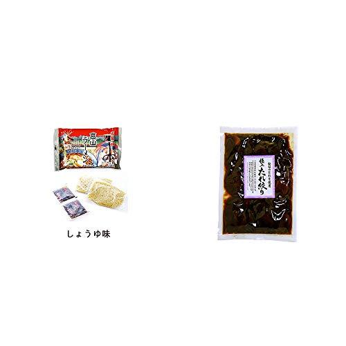 [2点セット] 飛騨高山ラーメン[生麺・スープ付 (しょうゆ味)]・国産 極上たれ絞り(250g)
