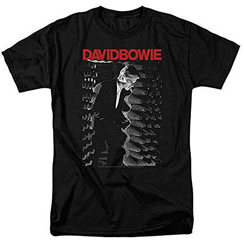 David Bowie - Station to Station Herren Fashion T-Shirt Gr. XL, Schwarz