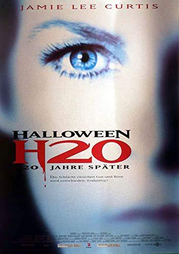 Halloween: H20 - Filmposter A1 84x60cm gerollt