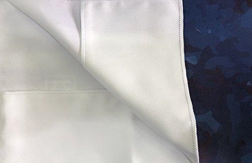 チンファン(ChinFun)ヨガタオルヨガラグコーナーポケット付き滑らない滑り止め付きホットヨガタオルホットヨガバッグ付き軽量スプレーボトル付き象