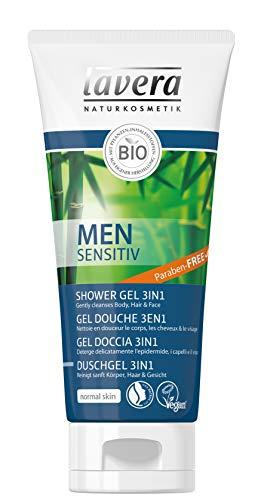 Lavera Men Sensitive Gel Doccia 3 in 1 - 200 ml.