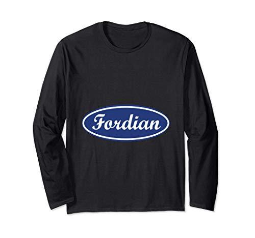 FORDian xcxc Long Sleeve T-Shirt