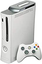 Microsoft Xbox 360 20GB Console White (Renewed)
