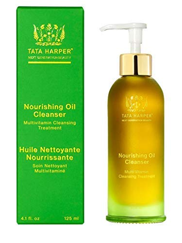 Vitamin E + A ANTIOXIDANT Makeup Remover Nourishing Oil Cleanser 125ml - Made in USA