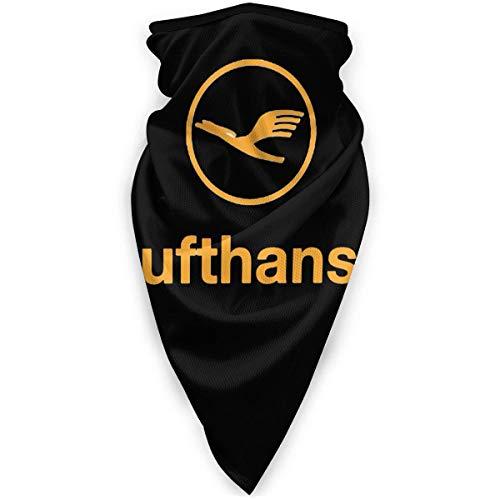 Not Applicable Windproof Face Warmer,Lufthansa Airline Symbol Sturmhaube, Winddichte Windabweisende Gesichtswärmer Für Das Bergsteigen
