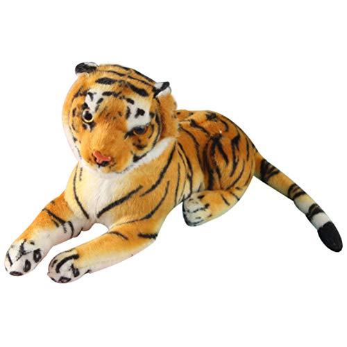 Toyvian Peluches Tiger Juguetes Animales Leopardo Guepardo