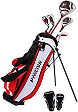 Distinctive Right Handed Junior Golf Club Set for Age 6 to 8 (Height 3'8