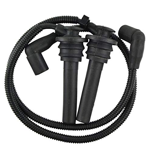 Spark Plug Caps (2) for Polaris RZR/RZR 4 / RZR XP/RZR S/RZR Turbo 900 1000 cc 2014-2020