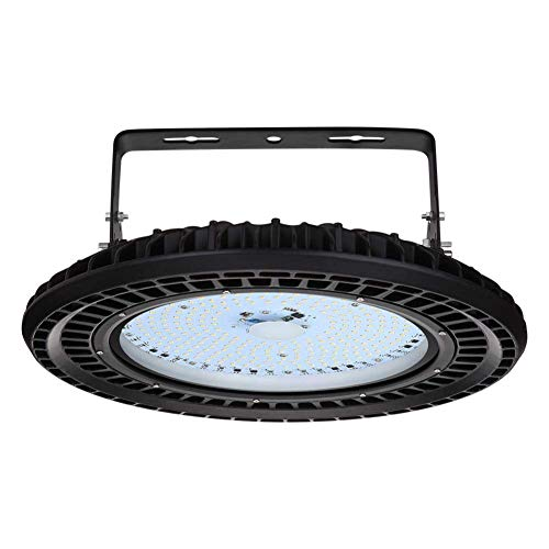RUIXINBC LED bergmanlamp UFO industrielamp, 220V mininglamp UFO LED lamp LED hoogrek lamp 3030 lampkralen