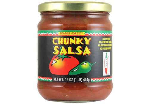 Trader Joe's - CHUNKY SALSA 16 OZ (1LB) Fat Free